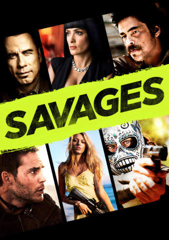 Savages itunes HD (Ports to VUDU via Movies Anywhere)