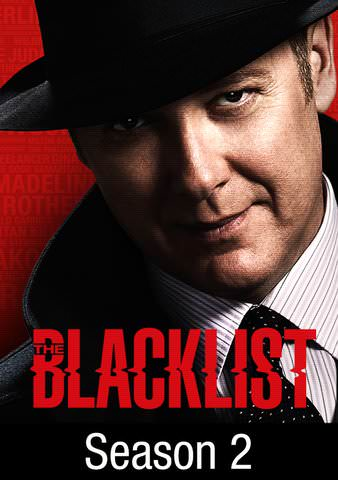 The Blacklist Season 2 HDX
