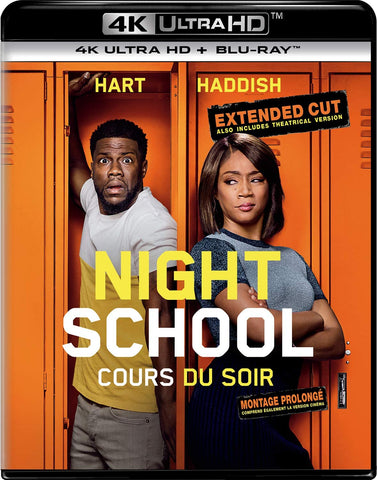 Night School (Extended Cut) 4K UHD VUDU/MA or itunes HD via MA