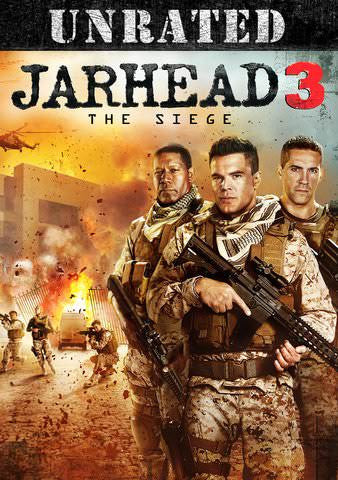 Jarhead 3: The Siege (UNRATED) UVHDX Portion