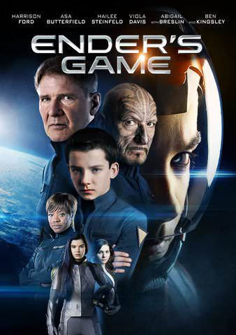 Ender's Game UVHDX Portion Only