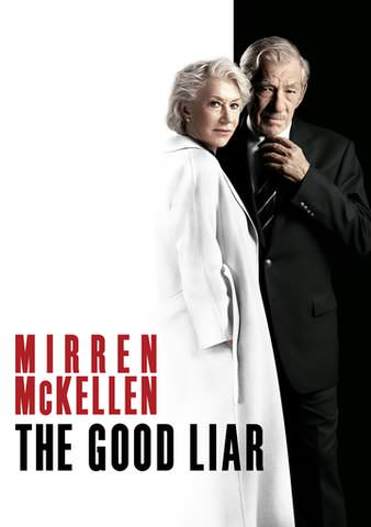 The Good Liar SD VUDU/MA or itunes HD via SD