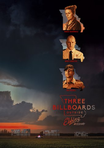 Three Billboards Outside Ebbing Missouri HDX or itunes HD via MA
