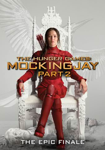 The Hunger Games Mockingjay Part 2 HD VUDU