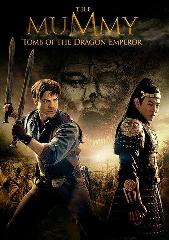 The Mummy: Tomb of the Dragon Emperor UVHDX