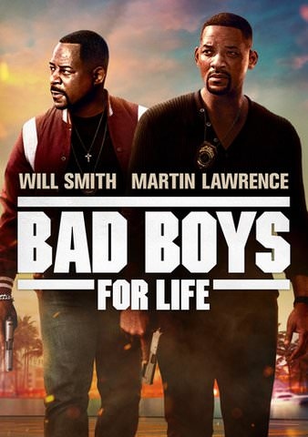 Bad Boys for Life HD VUDU/MA or itunes HD via MA