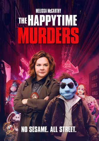The Happytime Murders 4K UHD itunes ONLY
