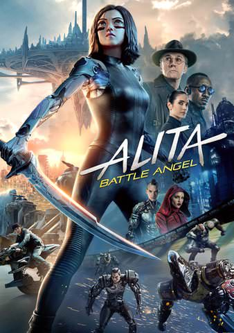 Alita: Battle Angel HD VUDU/MA or itunes HD via MA