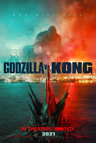 Godzilla Vs Kong HD VUDU/MA or itunes HD via MA (PRE ORDER)