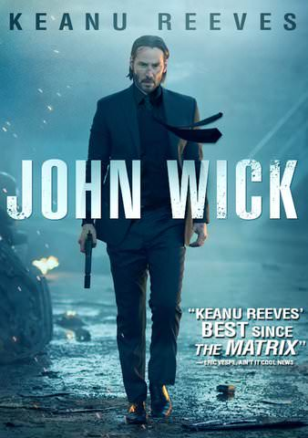 John Wick HD VUDU (Does not port to MA)