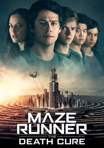 Maze Runner: The Death Cure HDX or itunes HD via MA