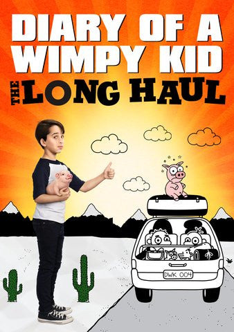 Diary of a Wimpy kid: The Long Haul UVHDX or itunes HD via MA