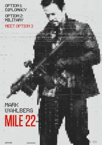Mile 22 itunes HD only (RELEASE DAY PRE ORDER)