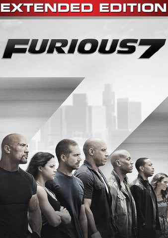Furious 7 EXTENDED itunes HD