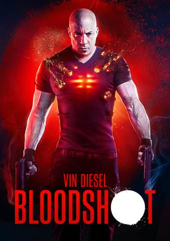 Bloodshot HD VUDU/MA itunes HD via MA