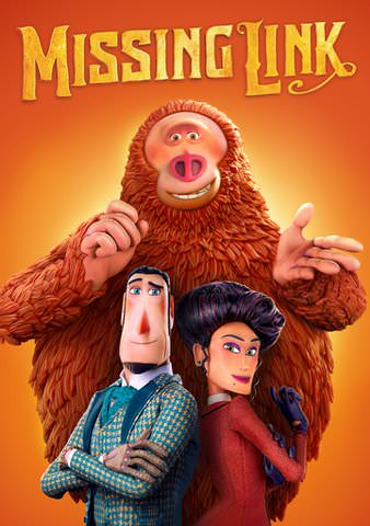 Missing Link HD VUDU/MA or itunes HD via MA