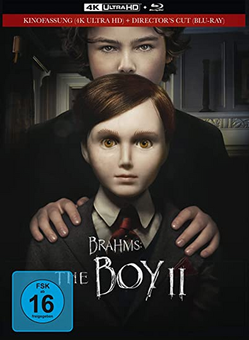 Brahms: The Boy 2 itunes ONLY 4K UHD (Does not port to MA)