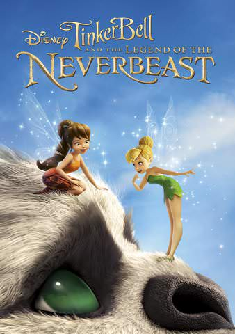 Tinkerbell & The Neverbeast (MOVIES ANYWHERE)