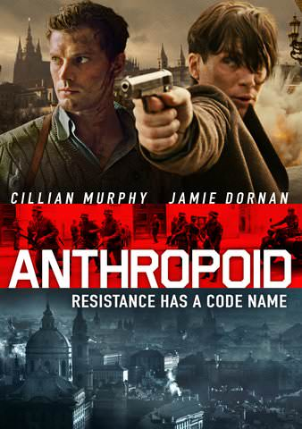 Anthropoid HD VUDU