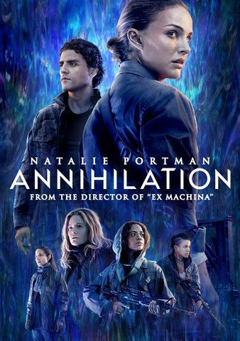 Annihilation HD VUDU (Does not Port to Movies Anywhere)