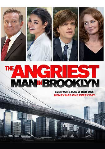 The Angriest Man In Brooklyn SD VUDU