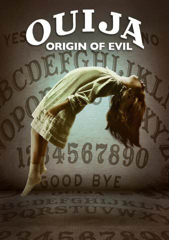 Ouija: The Origin Of Evil UVHDX Portion Only