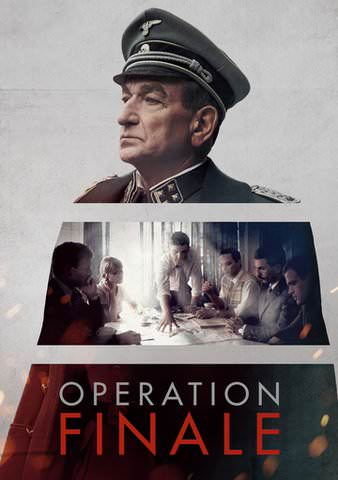 Operation Finale itunes 4K UHD ONLY