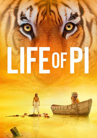 Life of Pi HD VUDU/MA or itunes HD via MA