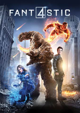 Fantastic Four HDX or itunes HD via MA