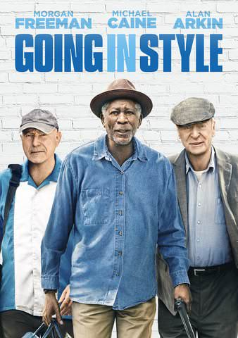 Going in Style HD VUDU/MA or itunes HD via MA