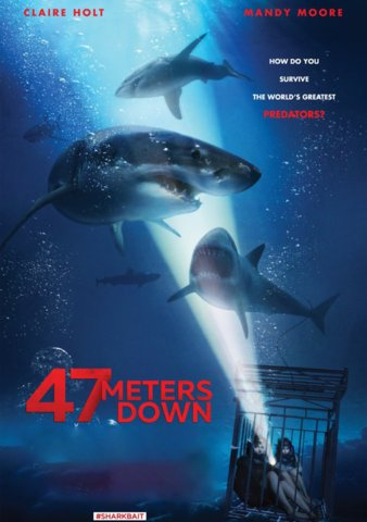 47 Meters Down HD VUDU (Does not port to MA)