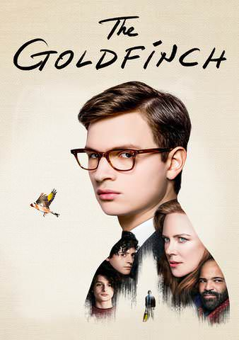 The Goldfinch SD VUDU/MA or itunes SD via MA