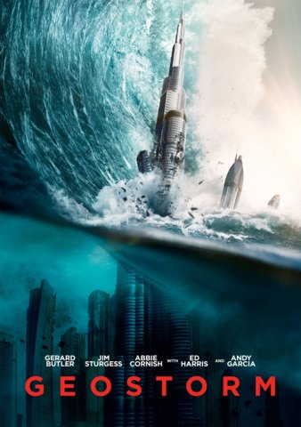 Geostorm HDX or itunes HD via MA