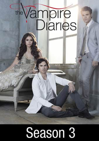 The Vampire Diaries Season 3 HD VUDU