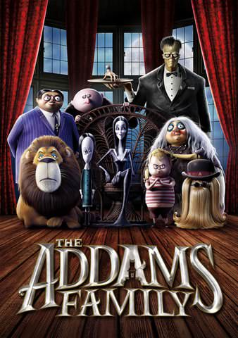 The Addams Family 4K UHD itunes only (Does not port)