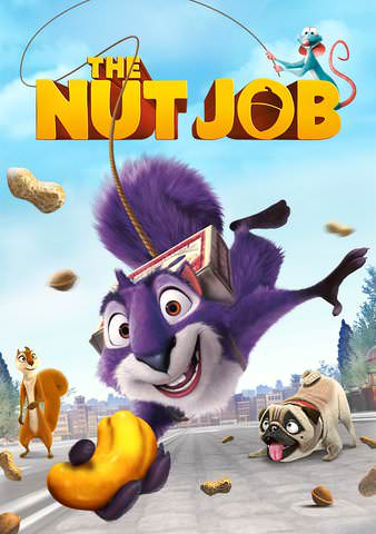 The Nut Job itunes HD