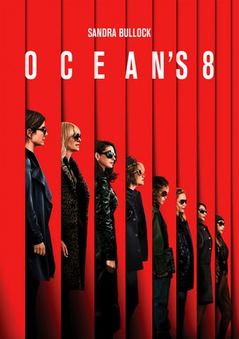 Ocean's 8 HDX or itunes HD via MA (SUPER EARLY RELEASE PRE ORDER)