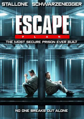 Escape Plan UVHDX Portion Only