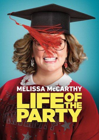 Life of the Party HDX or itunes HD via MA