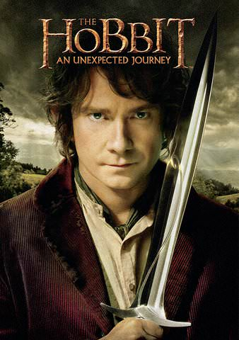 The Hobbit: An Unexpected Journey HD VUDU/MA or itunes HD via MA