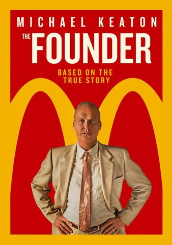 The Founder itunes HD