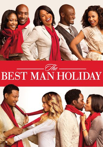 The Best Man Holiday UVHDX