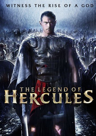 The Legend of Hercules UVHDX