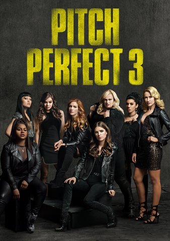 Pitch Perfect 3 HD VUDU or itunes HD via MA
