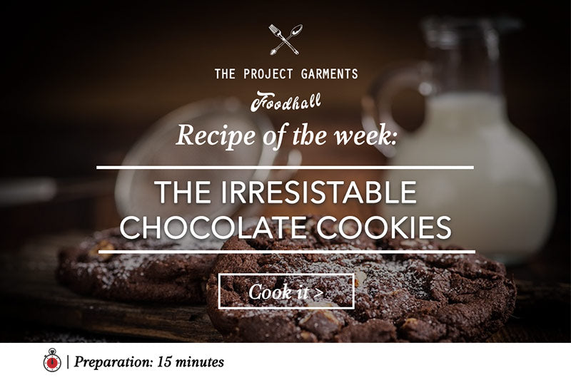 The Irresistible Cookies | The Project Garments
