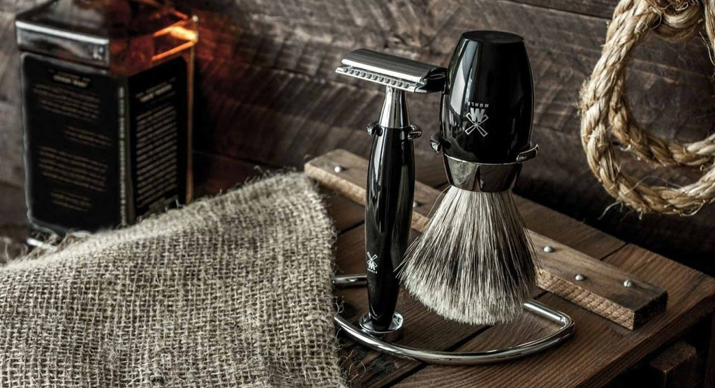 The Ultimate Guide To Wet Shaving | The Project Garments