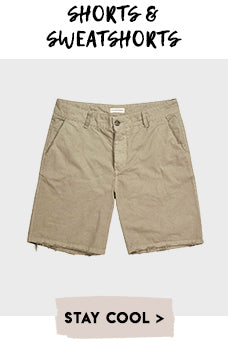 Shorts - Sweatshorts Spring / Summer 2018 | The Project Garments