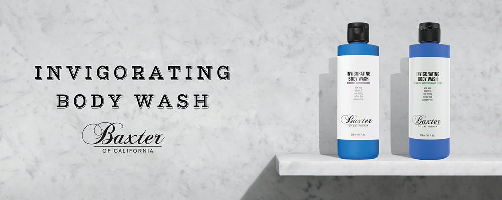 Invigorating Body Wash