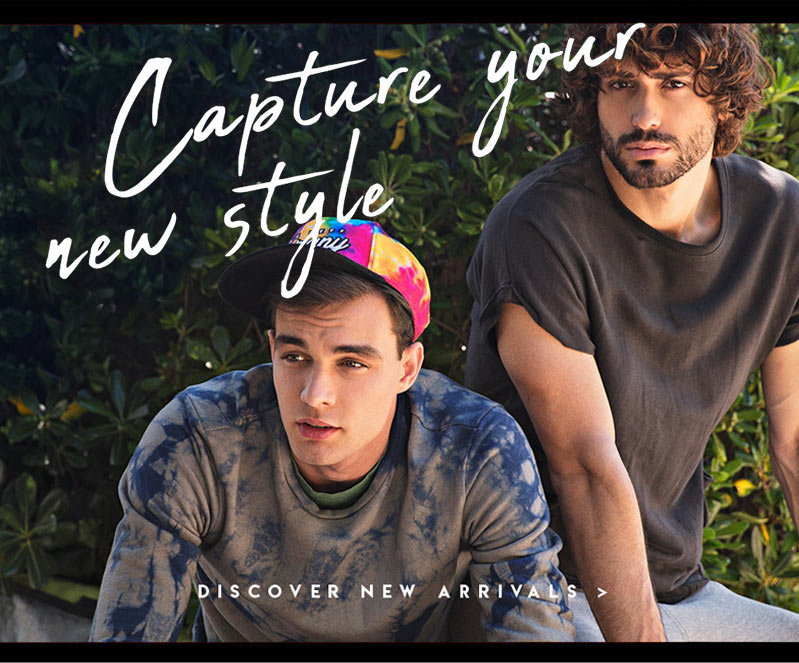 Capture Your New Style   Spring Summer 2018 Collection