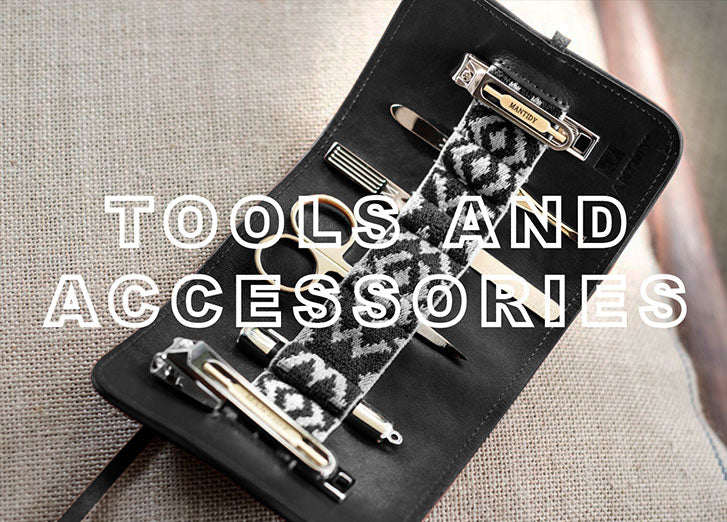 Tools and Accessories | Grooming | The Project Garments